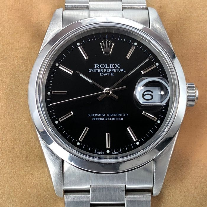Rolex - Oyster Perpetual Date - 15200 - Unisex - 1990-1999