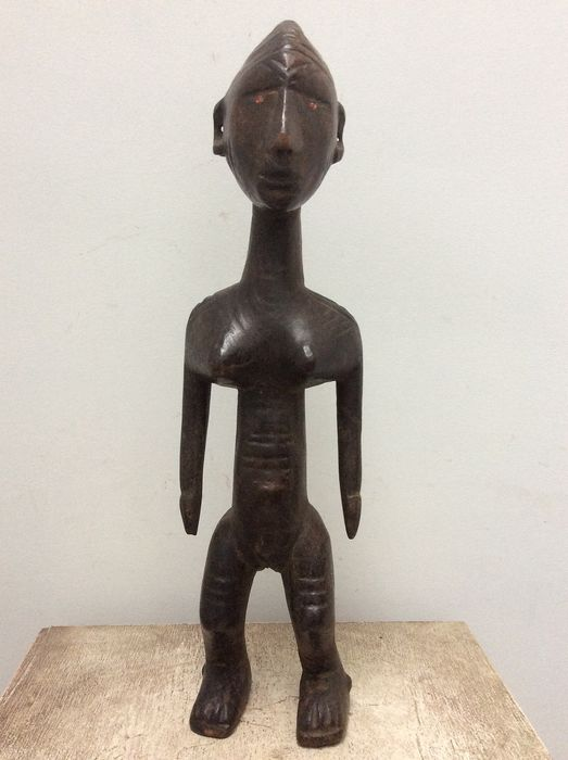 Sculpture - Wood - Mossi - Burkina Faso