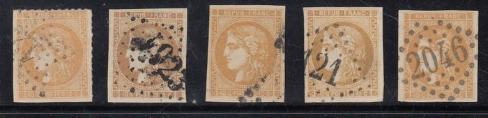 Lot 34347049 - French Stamps  -  Catawiki B.V. Weekly auction - Note the closing date of each lot