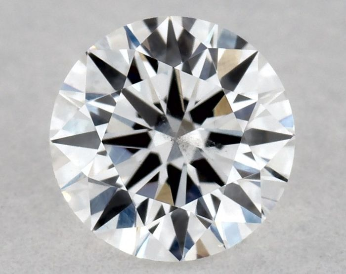 Diamante - 0.31 ct - Brillante - D (incoloro) - SI2, VG/VG/GD | IGI
