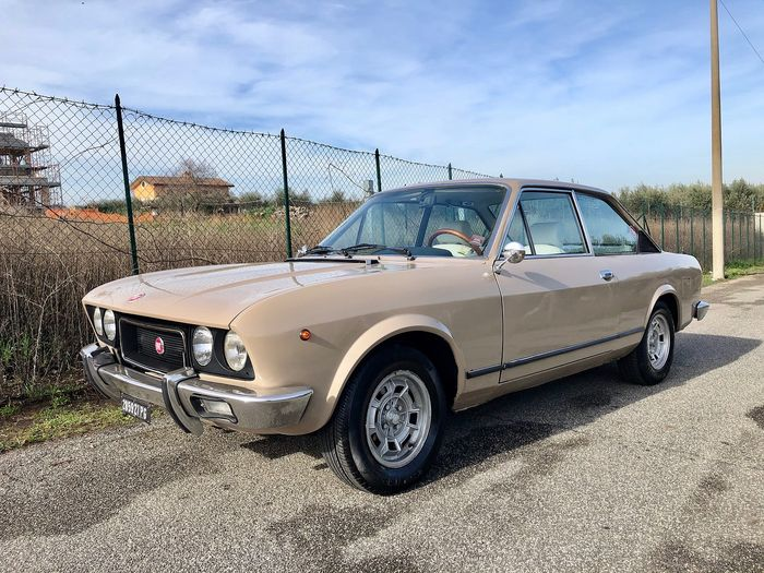 Fiat - 124 Sport Coupe 1800 - 1976