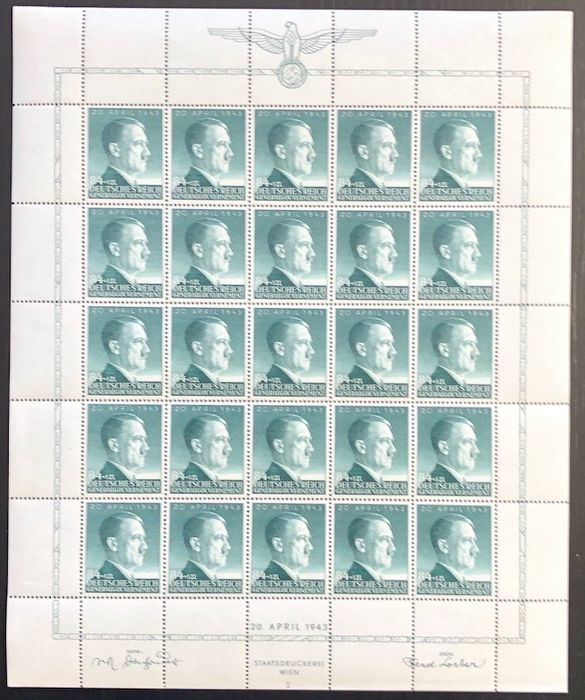Lot 34412689 - German Stamps  -  Catawiki B.V. Weekly auction - Note the closing date of each lot
