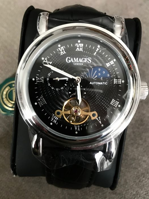 gamages of london - Limited Edition Moon Phase - 男士 - 2011至现在