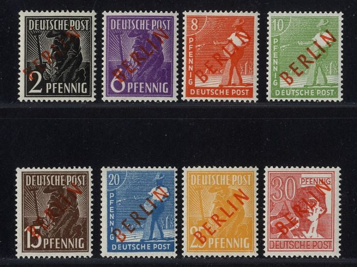 Lot 34418581 - German Stamps  -  Catawiki B.V. Weekly auction - Note the closing date of each lot