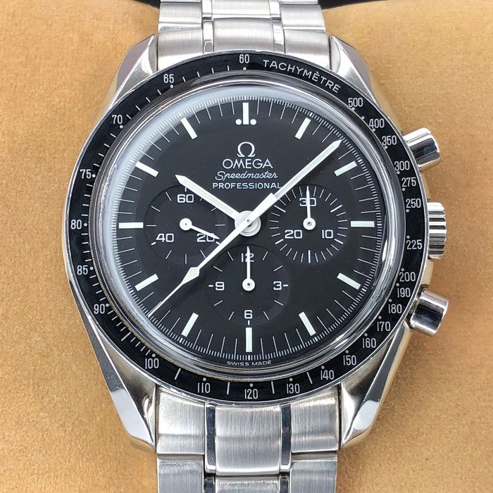 Omega - Speedmaster Professional Moonwatch  - 3572.50 - Men - 2000-2010