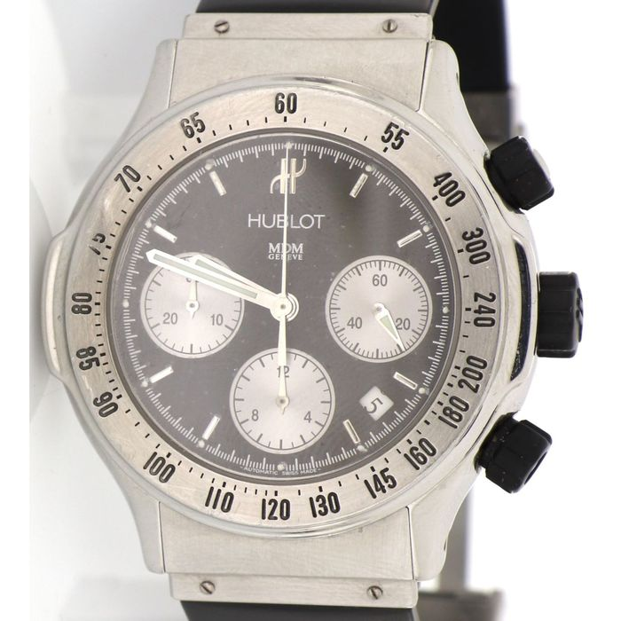 Hublot - Super B - 1920.1 '' NO RESERVE PRICE '' - Homme - 2000-2010