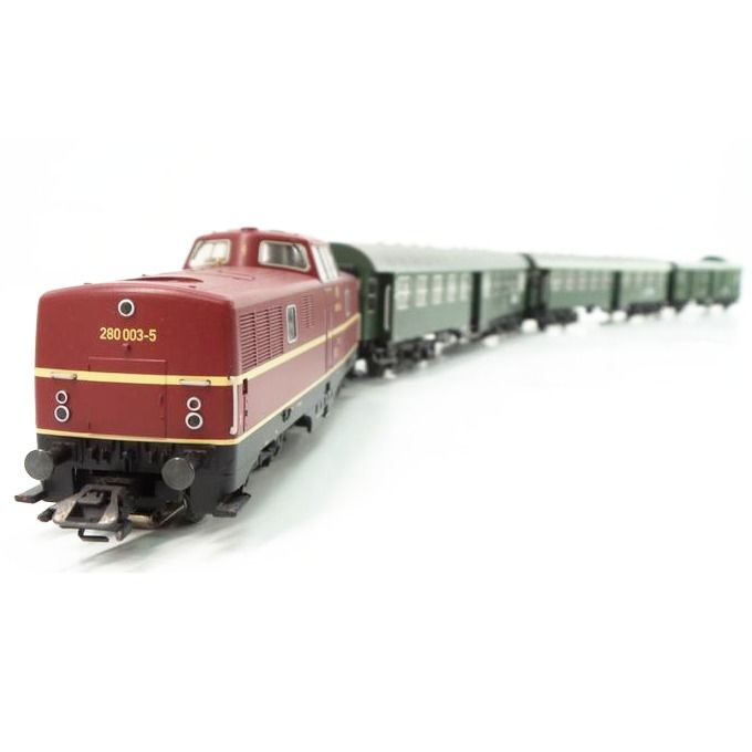 "Märklin H0 - 26541 - Train set - 4-part ""Bamberger"" neighborhood traffic train set - DB"