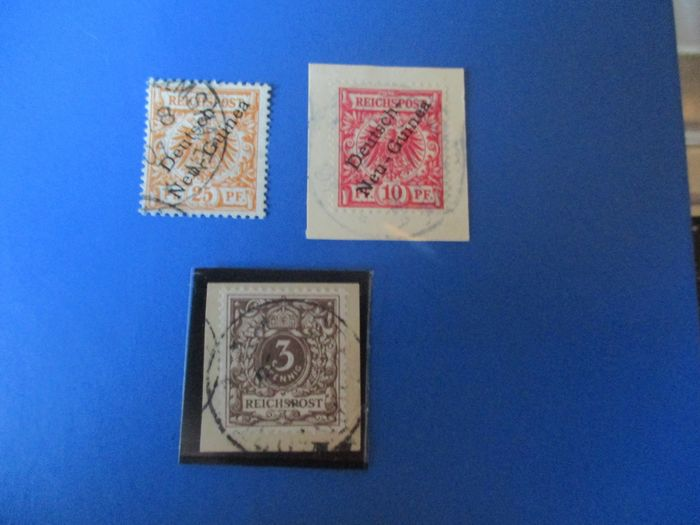 Lot 34368557 - German Stamps  -  Catawiki B.V. Weekly auction - Note the closing date of each lot