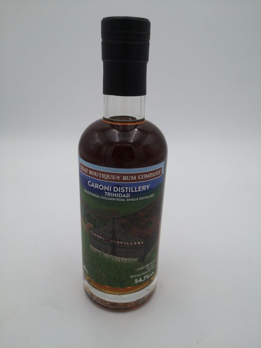 Caroni 20 years old That Boutique-y Rum Company - Batch 2 - 50 cl