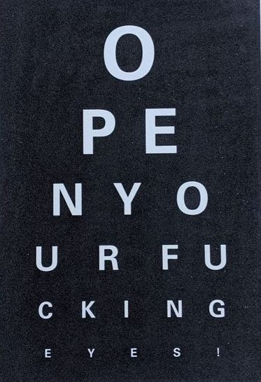 Alex Bucklee - Eye Test (Mind Charity Edition)