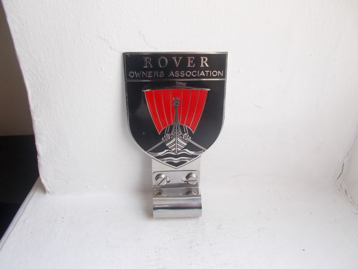 Badge - Rover - 1970-1980