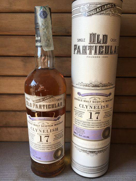 Clynelish 1996 17 years old Old Particular - Douglas Laing - 70cl