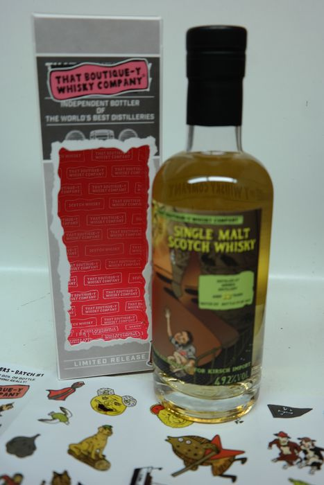 Ardbeg 12 years old Batch 23 - one of 262 bottles - That Boutique-Y Whisky Company - 500 ml
