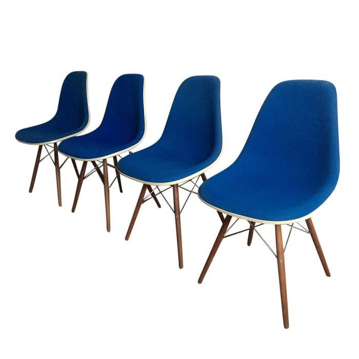 Charles Eames, Ray Eames - Herman Miller, Vitra - Chaise (4) - DSW