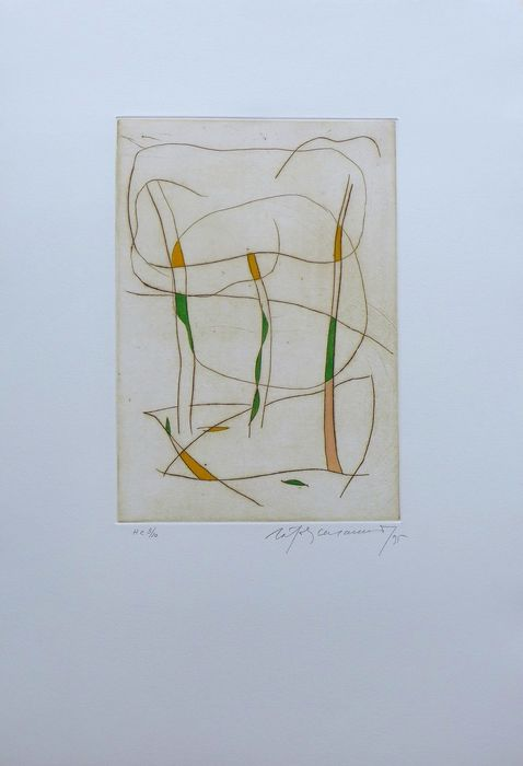 Albert Ràfols-Casamada - Untitled 15