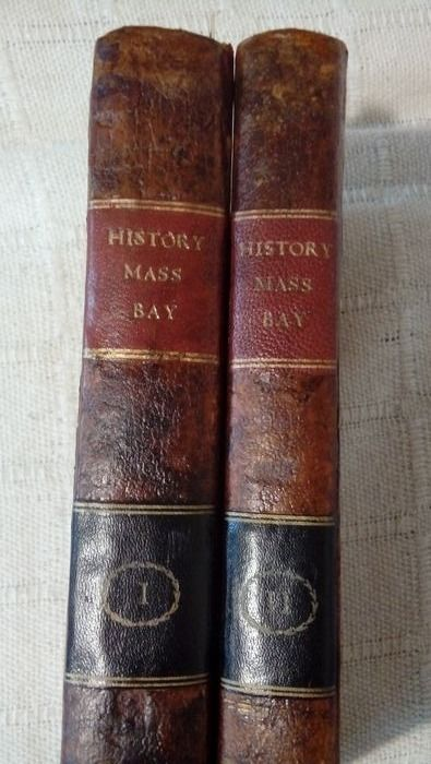 George Richards Minot - Continuation of the History of the Province of Massachusetts Bay from the year 1748 - 1798/1803