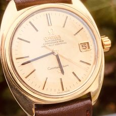 """Omega - Constellation Chronometer Officially Certified - """"NO RESERVE PRICE"""" - 168.017 - Homme - 1960-1969"""