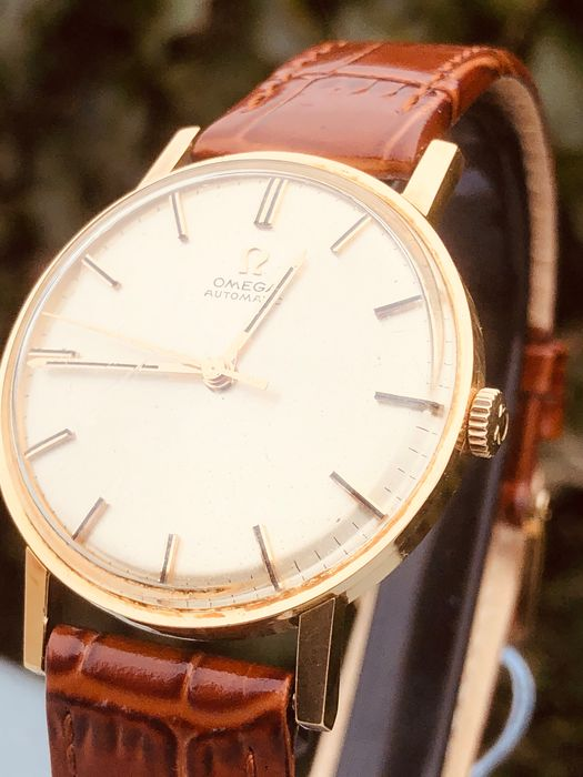 "Omega - Dress watch - 18K Gold - ""NO RESERVE PRICE"" - Hombre - 1960-1969"