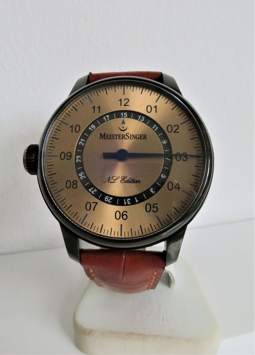 """Meistersinger - Limited Edition """"Perigraph"""" """"NO RESERVE PRICE"""" - NL-Edition 2013 - Heren - 2011-heden"""
