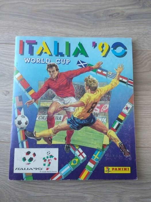 Panini - Compleet album World Cup Italia 90
