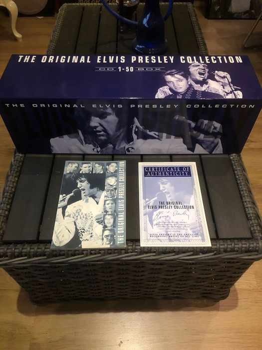 Elvis Presley - Multiple artists - The Original Elvis Presley Collection - CD Box set - 1996/1996