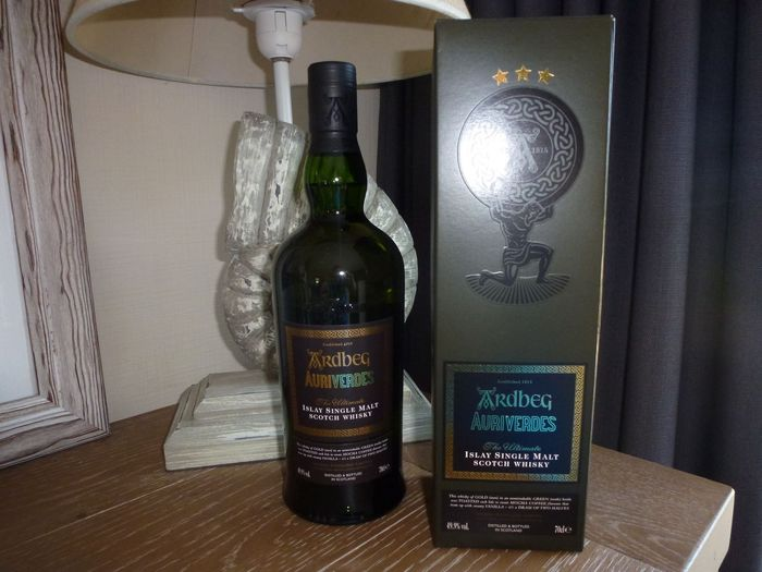 Ardbeg Auriverdes - Original bottling - 70cl