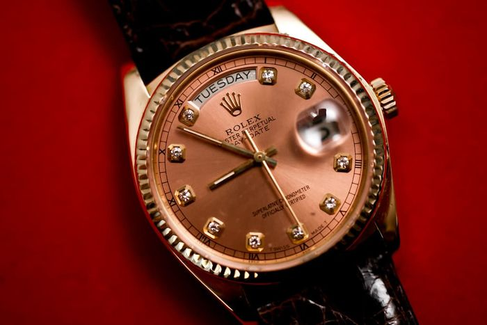 Rolex - Day Date - 18038 - Hombre - 1970-1979