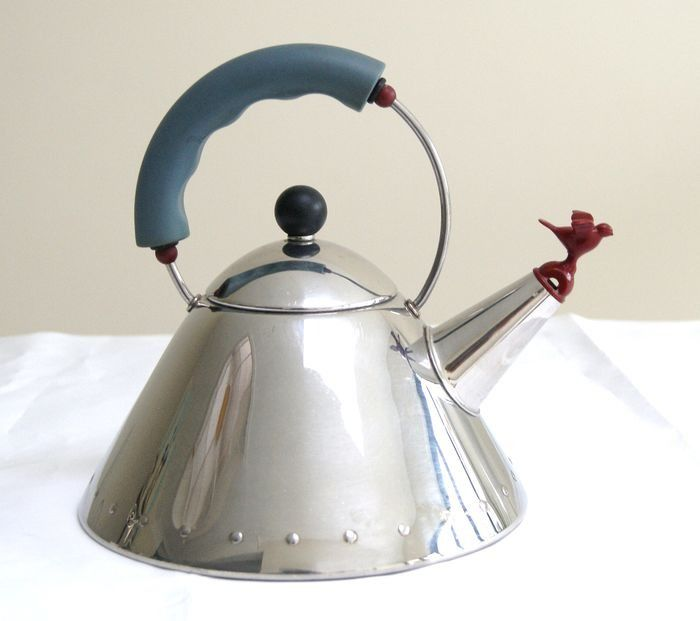 Michael Graves - Alessi - Kettle - Oisillon 9093