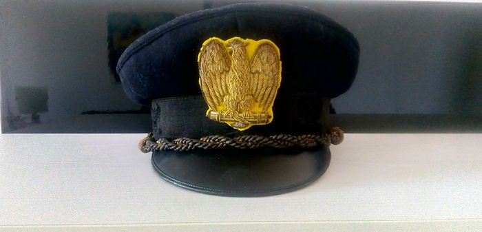 Italy - Administration - Hat - 1940