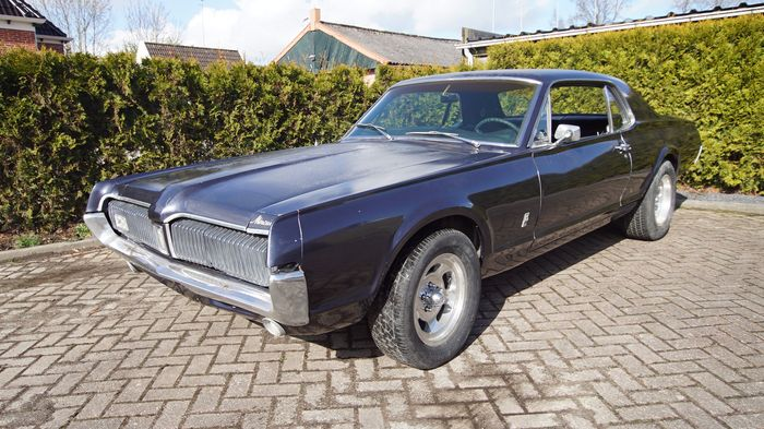 Mercury - Cougar XR 7- 1967