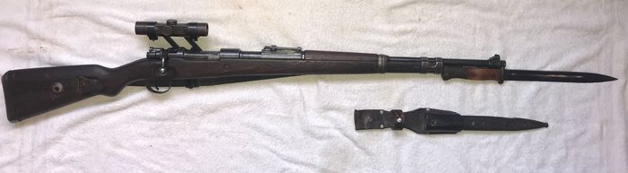Allemagne - Mauser - K98 - Army (Heer) dress - Fusil