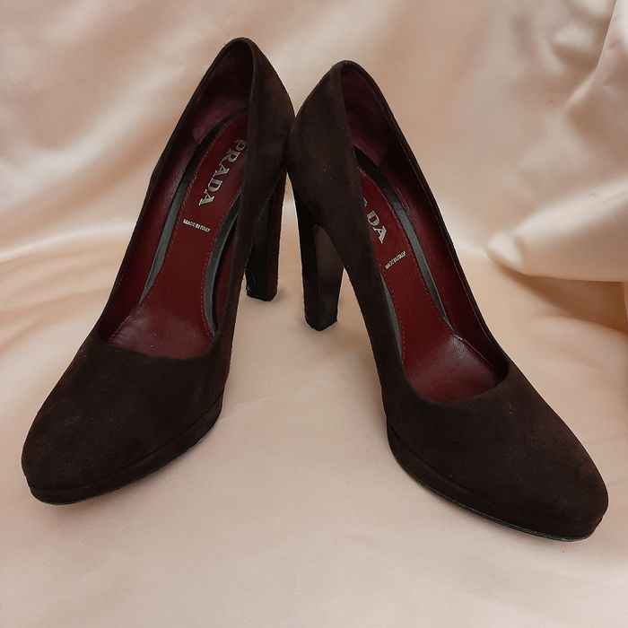 Prada - Décolleté Pumps - Maat: IT 36.5