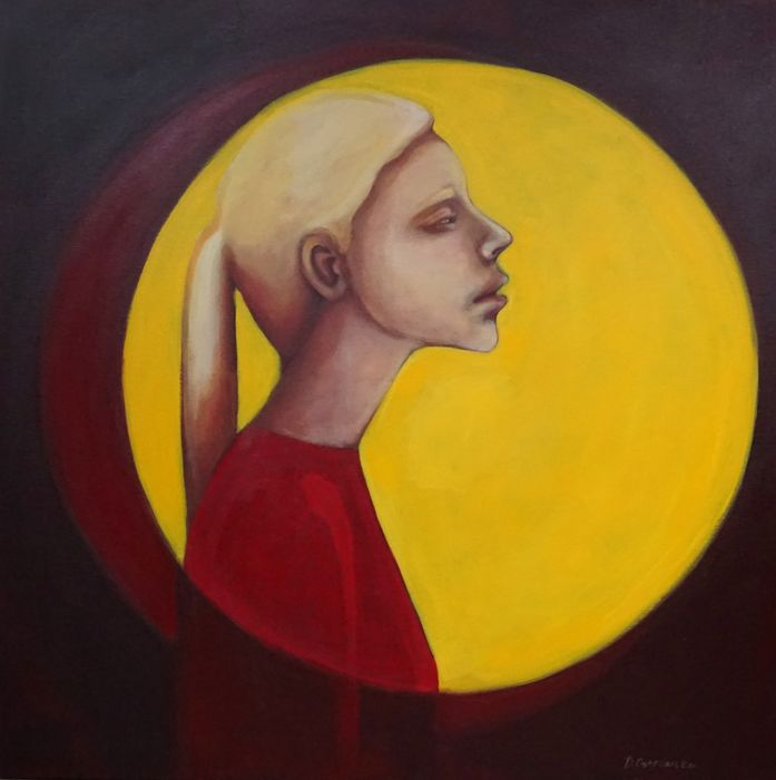 Daria Ostrowska - The sun is proof that you exist