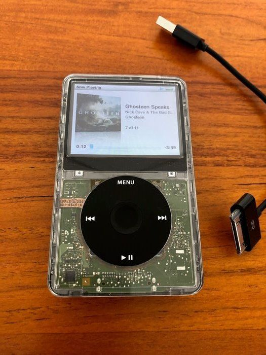 Apple - iPod Classic 120 Gb 7ma generación. - * *