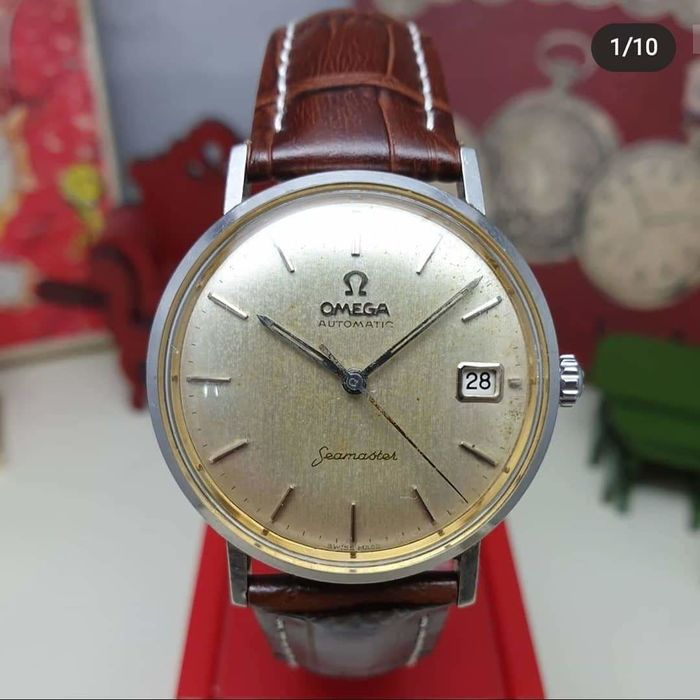 Omega - Seamaster 562 cal. Original Dial and crystal Automatic Vintage Watch - Herren - 1960-1969