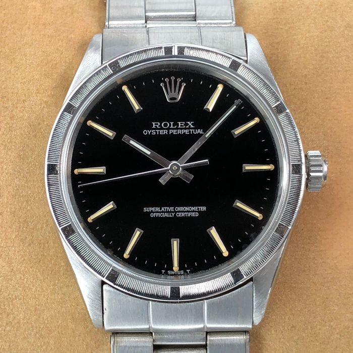 Rolex - Oyster Perpetual - 1007 - Unisex - 1960-1969