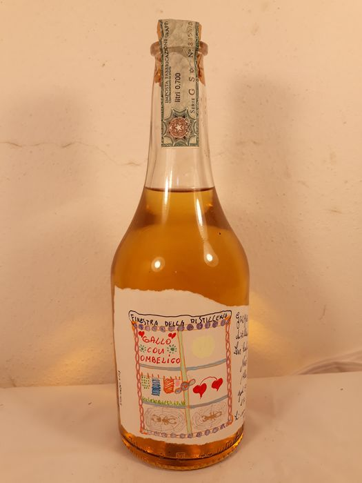"Levi - grappa ""Finestra della Distilleria"" - b. 2003 - 70 cl"