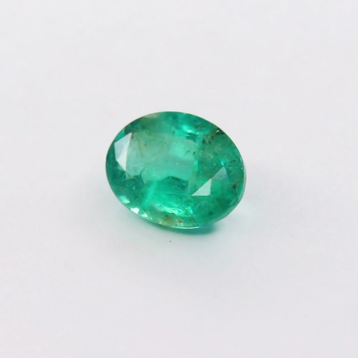 1 pcs Green Emerald - 1.20 ct