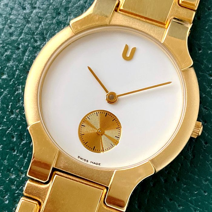 Universal Genève - Classic Small Seconds - Ref. 541.090 - N.O.S. - Men - 1990-1999