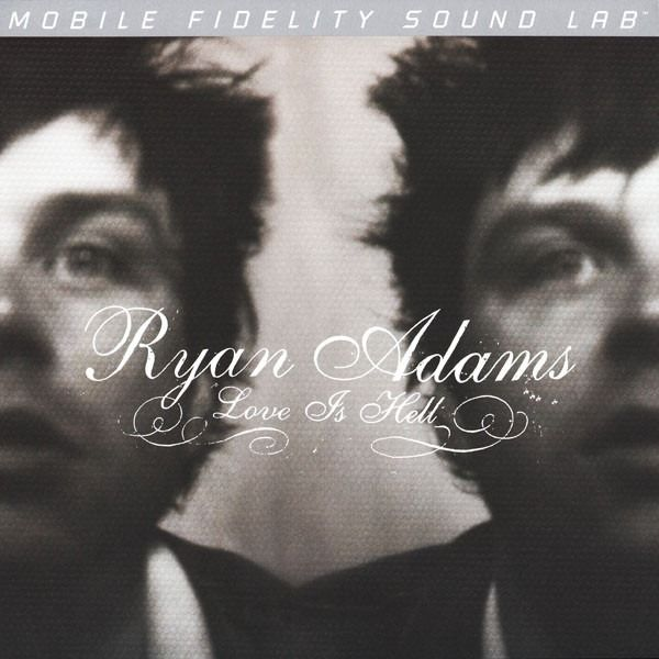 Ryan Adams - Ryan Adams - Love is Hell || Limited Mobile Fidelity Sound Lab Issue Box Set - LP Boxset - 2014/2014