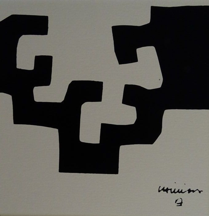 Eduardo Chillida - Composition