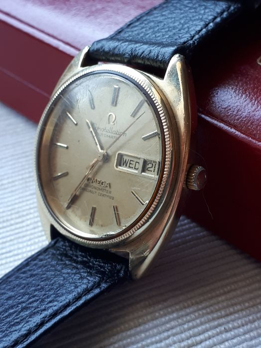 "Omega - Constellation ""C"" - Day Date - 158.0057 - Herren - 1970-1979"