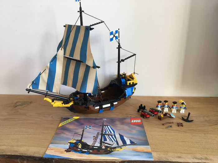 LEGO - Pirates - 6274 - Caribean Clipper
