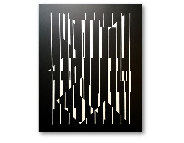 Victor Vasarely - ALTAIR