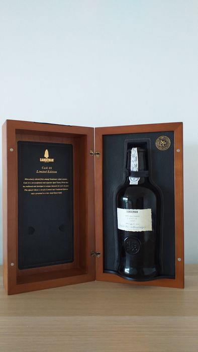 Sandeman - Very Old Tawny Port Cask 33 - 1 Botella (0,75 L)