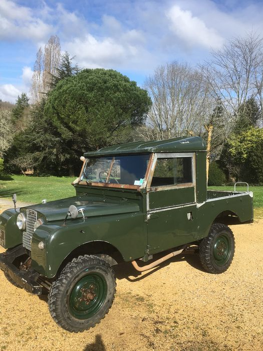 Land Rover - Series 1 - 1957