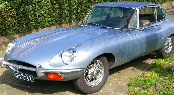 Jaguar - E-type 2+2 - 1970