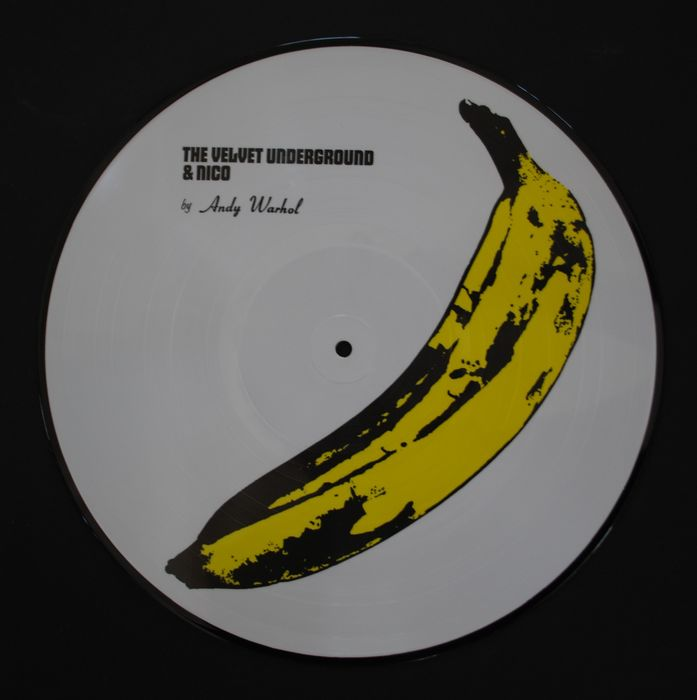 Velvet Undergroud & Nico  - Record Art Cover by Andy Warhol