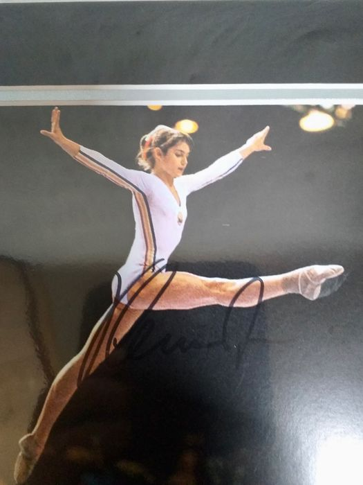 Gymnastic - Nadia Comaneci - Photo