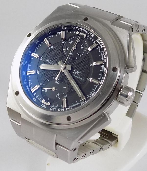 IWC - Ingenieur - Automatic Chronograph - IW3725 - Homme - 2000's
